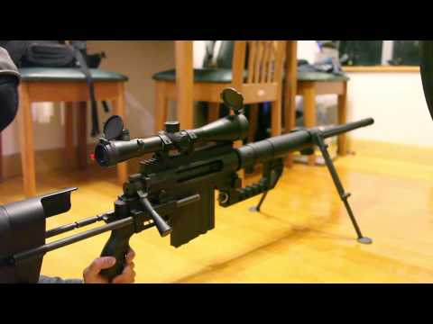 Socom Cheytac M200 intervention Rifle