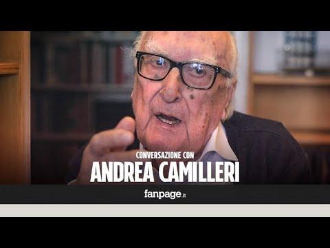 """Andrea Camilleri, la fine di Montalbano, la cecità e Dio: """"Mi manca vedere la bellezza femminile"""