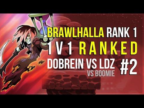 Brawlhalla - Rank 1, 1v1 Ranked Gameplay #2
