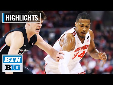 Highlights: Young's Double-Double Leads Buckeyes to Win | Cincinnati at Ohio State | Nov. 6, 2019