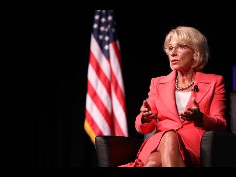 Secretary of Education Betsy DeVos Speech @ ALEC (7-20-17)
