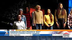 Brandon Roth Live At Cazenovia College Previewing Rent 6:25am 4/4/18