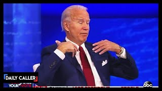 Everything You Missed From Joe Biden's Town Hall