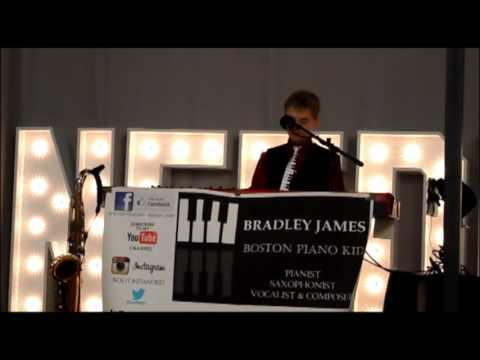 Boston Piano Kid -