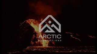 Arctic Productions - Volcano Eruption in Iceland