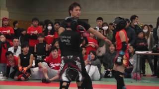 説明×2位 松本 愛斗(月心会チーム侍)VS〇2位 藤澤 亨輔(JKF昇龍會)