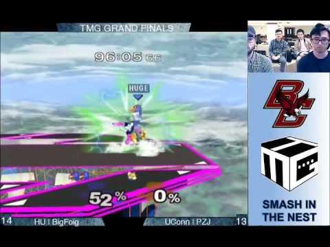 TMG: Smash in the Nest Grand Finals - Harvard University vs. University of Connecticut