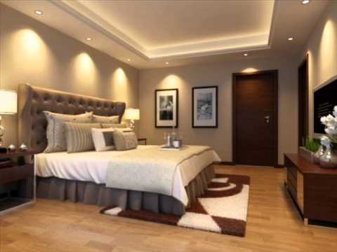 Model Bedroom Bedroom 3D Model  Architectural Interior Furniture Sets 3D Models