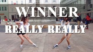 WINNER위너 - REALLY REALLY (Dance Cover) Contest