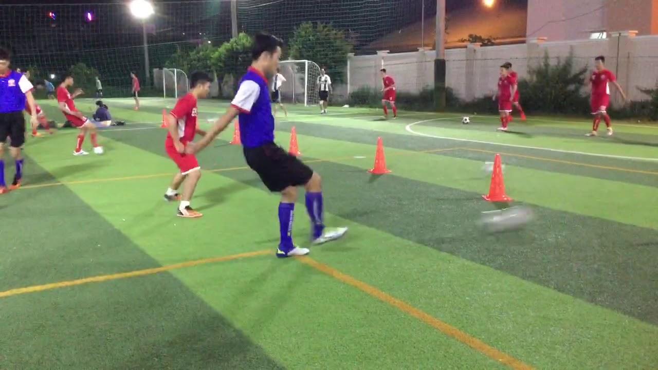 Lớp dạy học bóng đá cho người đi làm tại quân 1, Tp.HCM -0902002728