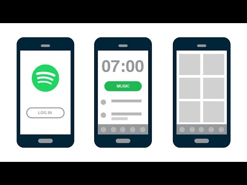 MORNINGS - Alarm for Spotify