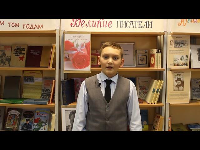 Изображение предпросмотра прочтения – МаксимМиронов читает произведение «Мирок» М.И.Цветаевой