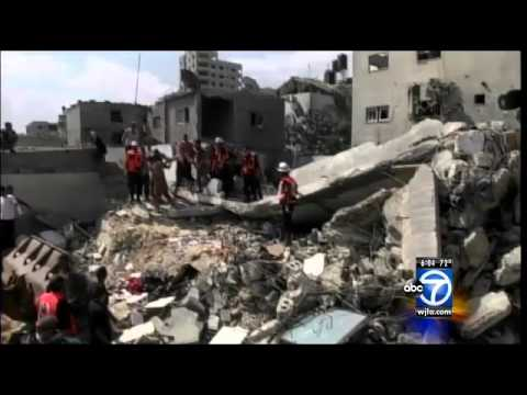 Israel-Hamas battle intensifies