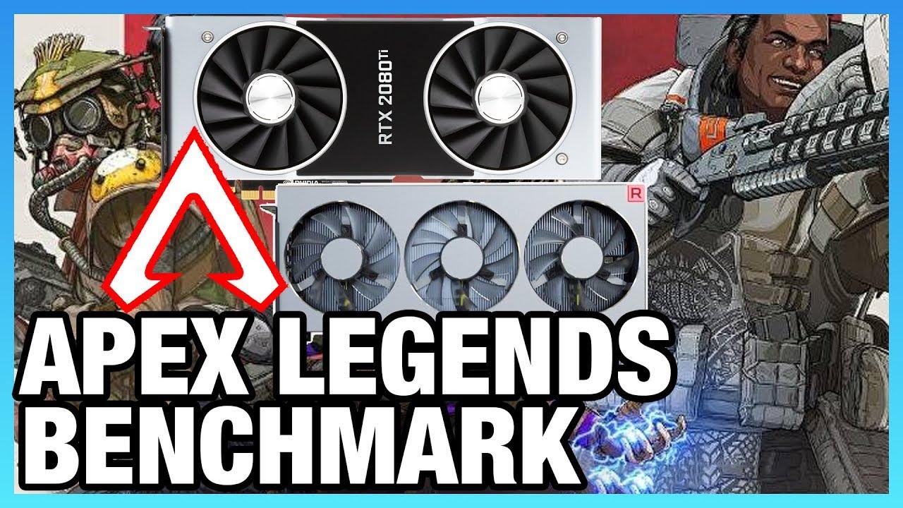Apex Legends Video Card Benchmark & Best GPUs at 1080p