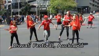 Street dance, Diwali Festival 2017, Auckland