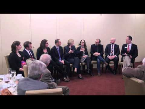 Syracuse University Faculty Panel Discussion
