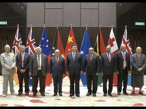 China, Pacific Island Countries Lift Ties to Comprehensive Strategic Partnership