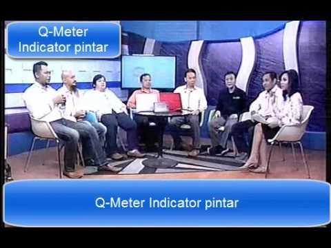 Q Meter Indicator pintar para trader dengan profit 100 percen