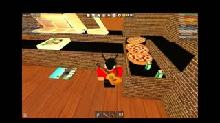 ROBLOX | Work At A Pizza Place (read desc)