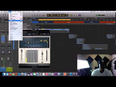 Logic Pro X- How To Professionally Mix Rap Vocals (Mixing Template Available)