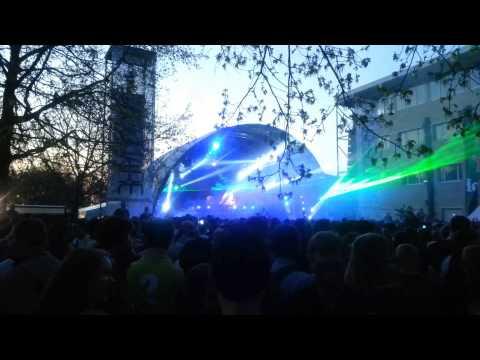 DanceSquare 5th May 2013 - Liberation Day - Wageningen, Netherlands