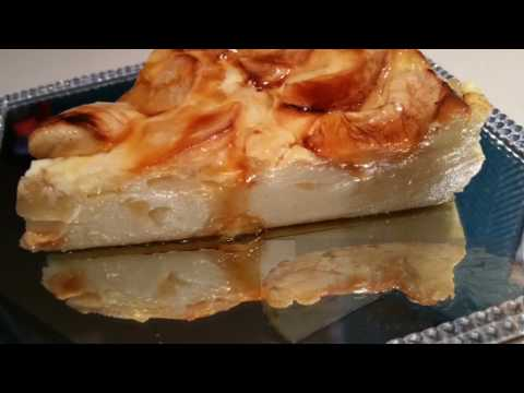 gateau-au-fromage-pomme-caramel-cheesecake-with-apple-caramel