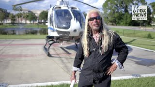 VIDEO: Dog The Bounty Hunter Speaks About Search For Brian Laundrie