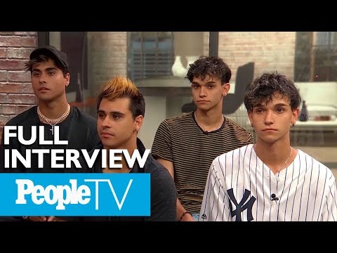 The Dobre Brothers Reveal They Can Sing — And Break Out Into Song To Prove It! | PeopleTV