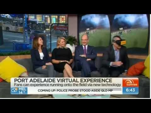 Sunrise: Renault Virtual Reality experience