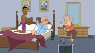 "Бриклберри. ПРИКОЛЬНЫЕ МОМЕНТЫ #3. ""Дензел и старушки"""