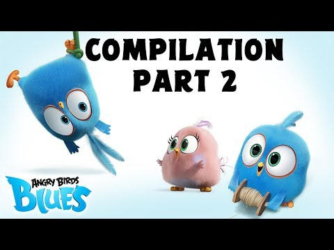 Angry Birds Blues | Compilation Part 2 - Ep11 to Ep20