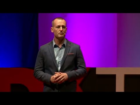 The Unspoken Conversation | Nick Harvey | TEDxTauranga
