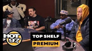 Off the Top Real Late Freestyle 2018 + Westside Gunn Interview!