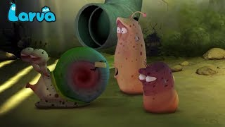 Larva Terbaru New Season  | Episodes Straw | Insectivorous Plant | Snail | Larva 2018 Full Movie - Stafaband