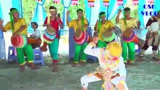 Múa Chằng khỉ  Châu Thành Trà Vinh