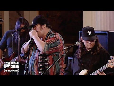 "Blues Traveler ""Hook"" at Howard Stern's 1996 Birthday Show"
