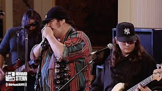 "Blues Traveler ""Hook"" at Howard Stern's 1996 Birthday Show"
