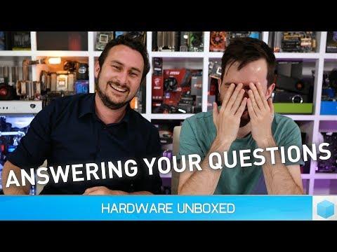 Tim & Steve Q&A [Part 1] Will AMD Crash & Burn?
