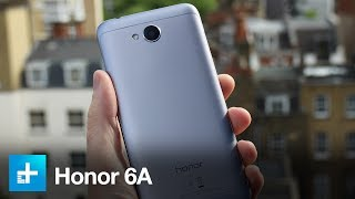 Honor 6A - Hands On Review