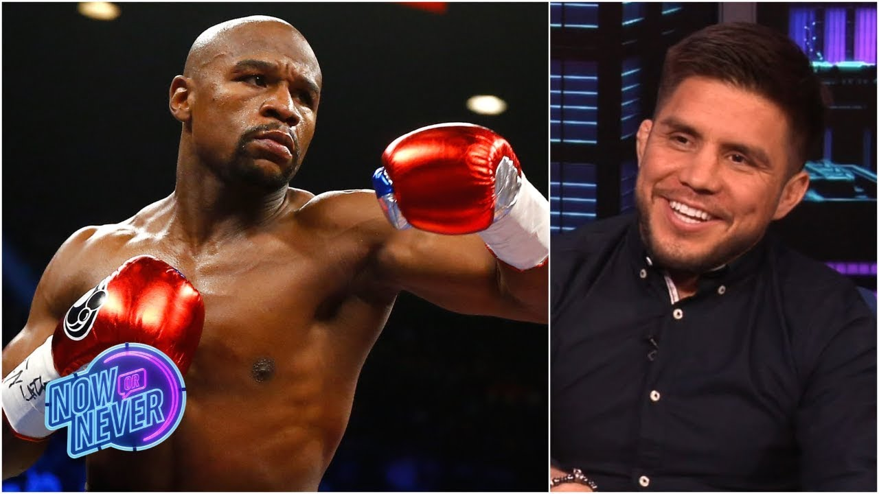 Henry Cejudo: Floyd Mayweather wouldn't last a minute with me in the cage | Now or Never | ESPN MMA