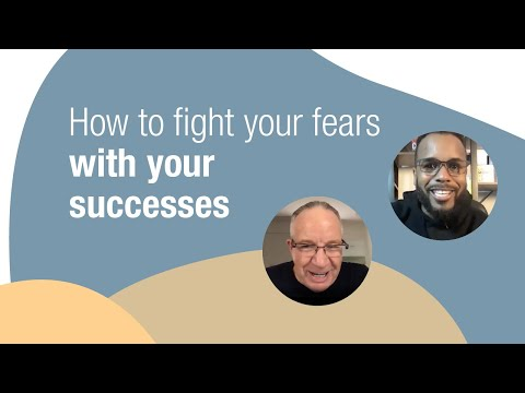 How To Get Past Your Fears, with Darryl Bellamy