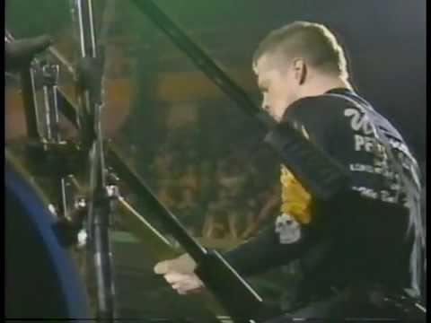 Metallica  Harvester Of Sorrow  19930301 Mexico City, Mexico  Sh*t audio