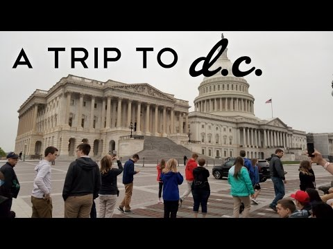 My Trip to Washington, D.C.