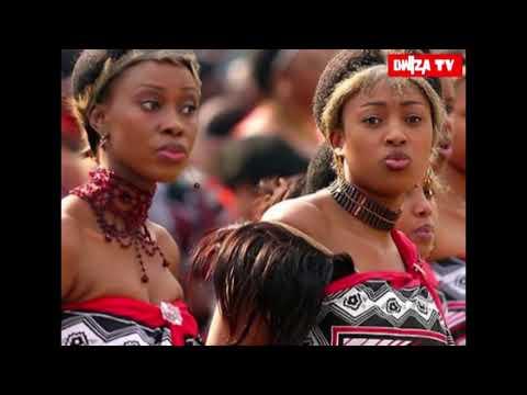 Umwami Mswati III ufite abagore 15 ni muntu ki?