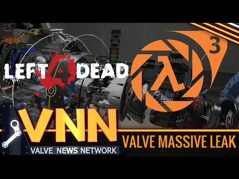 "Half-Life 3 & L4D3 ""Leak"" From the HTC vive VR demo Explained"