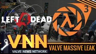 HL3 & L4D3 Info Leaked in SteamVR