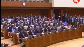 ПА-ТА-МУ-ШТА ! Позор Министра РК Абденова
