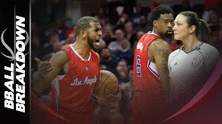 Does Chris Paul Get Treated Unfairly By The Refs?