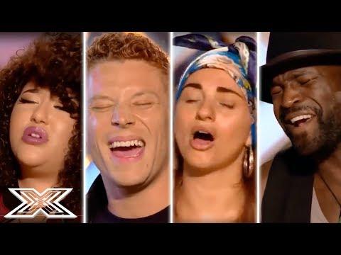Top 10 Best Auditions Of 2017 | X Factor UK