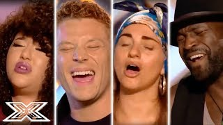 Top 10 Best Auditions Of 2017 | X Factor UK